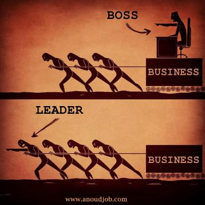 Are you a BOSS or a Leader??